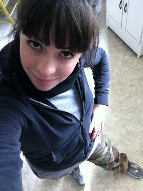 my sweet camo work pants.  jealous?